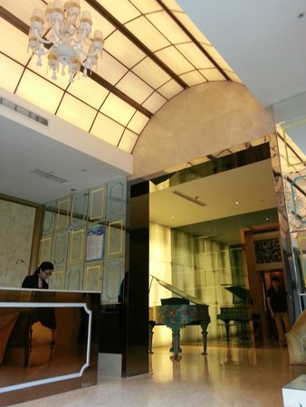 Dorsett Shanghai: Lobby