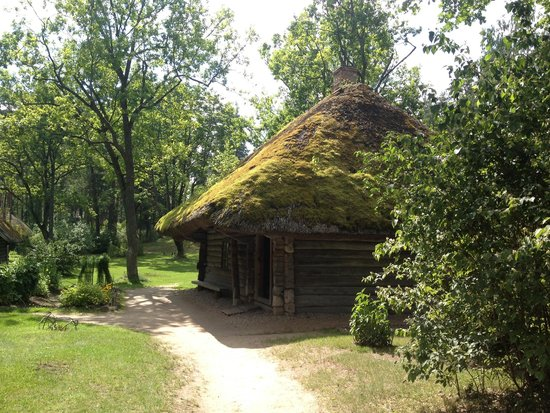 Latvian Ethnographic Open Air Museum : латвийский этномузей под открытым небом