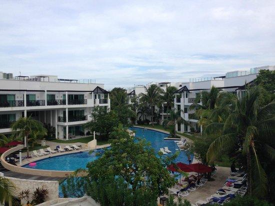 Azul Beach Resort The Fives Playa Del Carmen: Main Pool