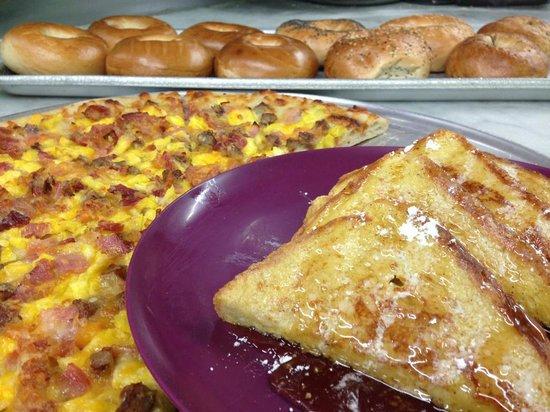 Pleasant Valley, NY: french toast