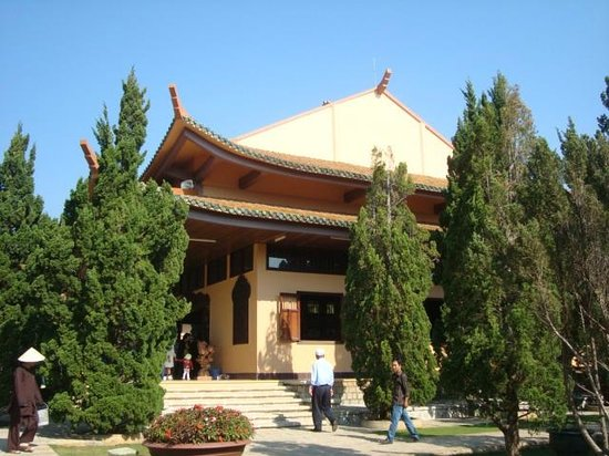 Image result for Thien Vuong Pagoda