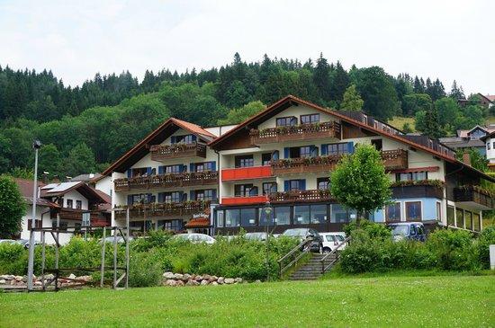 Hotel Geiger: Vue extérieure de l'Hôtel Geiger