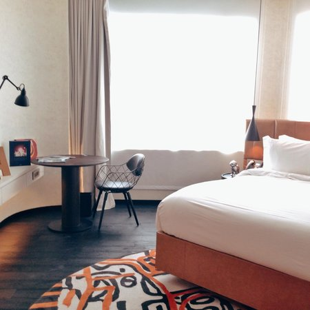 Naumi Hotel: Eden Room