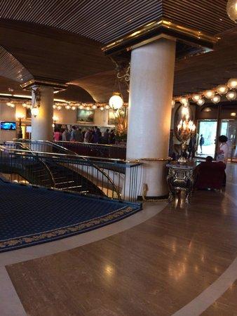 Rome Cavalieri, A Waldorf Astoria Resort: Hall