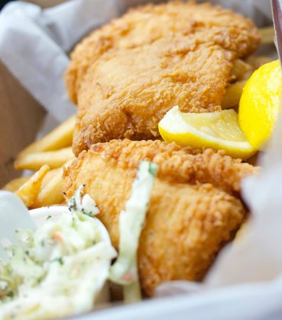 Fishermens Grill: Fish n Chips
