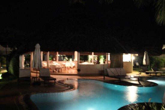 Navutu Dreams Resort & Wellness Retreat: One of the Salt Water Pools