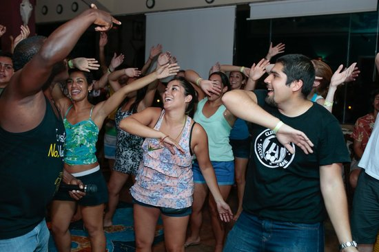 El Viajero San Andres Hostel & Suites: Clases de Salsa
