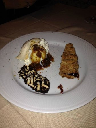 Ristorante Sociale: Yummy Desert!!