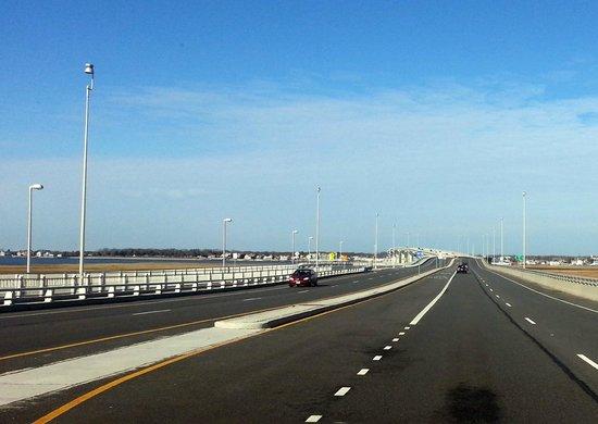 Great Egg Harbor Bay: The Majestic Rt 52 Bridge.