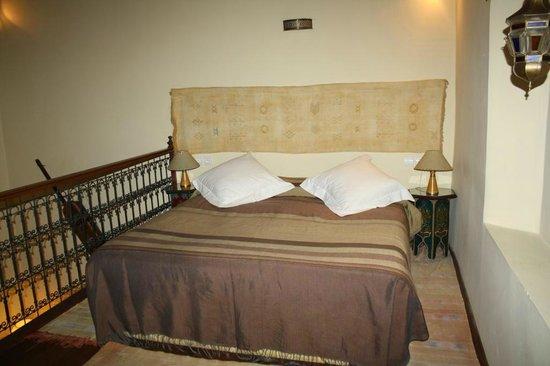Ryad Mabrouka : Bett in der ersten Etage
