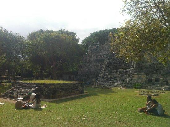 El Meco Ruins: Ideal para espíritus aventureros
