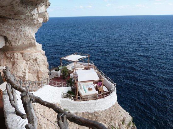 Cova d'en Xoroi : Vista panoramica
