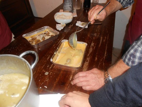 Al Grottino Vino e Cucina : corso di cucina