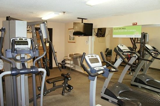 La Quinta Inn & Suites Atlanta Midtown - Buckhead: Fitness Center