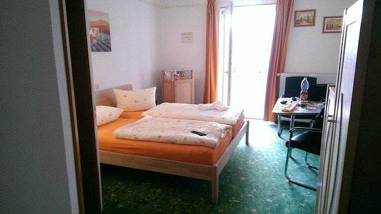 Hotel Bordehof: Zimmer Ansicht 2