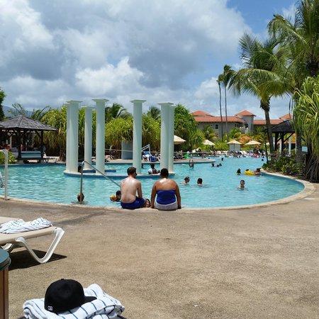 Melia Coco Beach : Gorgeous Pool
