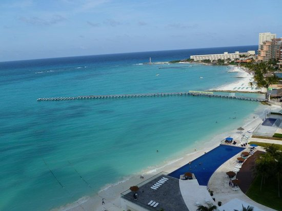 Hotel Riu Cancun : Room with a View