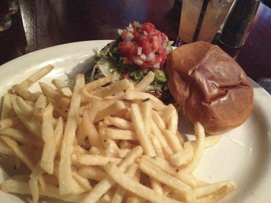 Big River Grille & Brewing: Laredo Burger