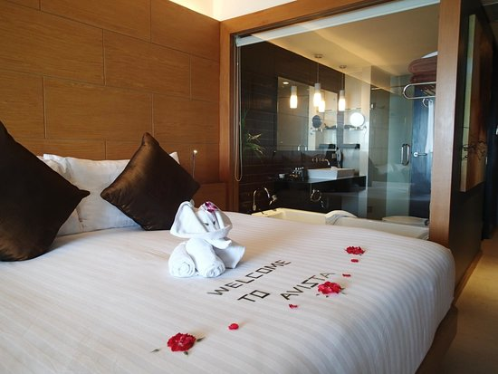 Novotel Phuket Kata Avista Resort and Spa: Bedroom