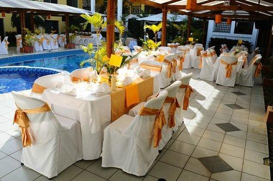 Hotel Costa Azul County Beach: Evento en Piscina