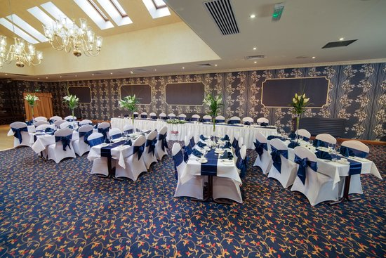 Coupar Angus, UK: Wedding Breakfast