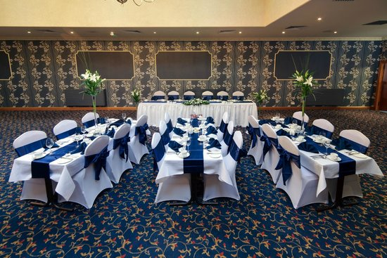 Coupar Angus, UK: Wedding Reception