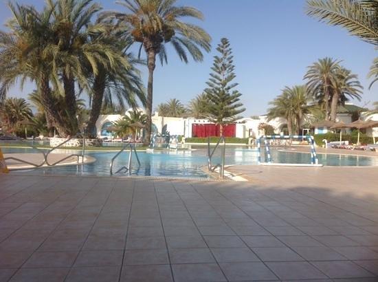 Hotel Golf Beach: la piscine