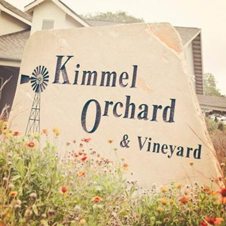 Nebraska City, NE: Kimmel Orchard & Vineyard Rock