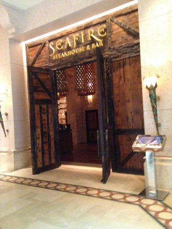 Atlantis, The Palm : Restaurant