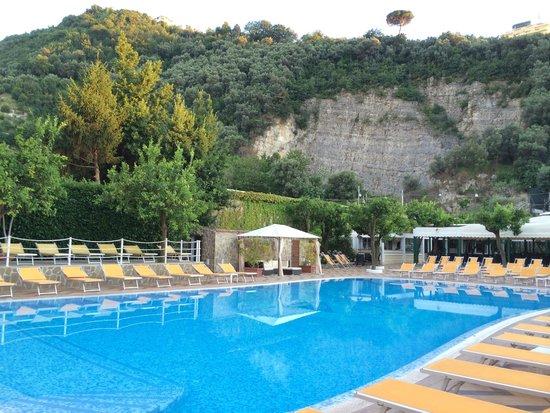 Grand Hotel Parco Del Sole: Pool