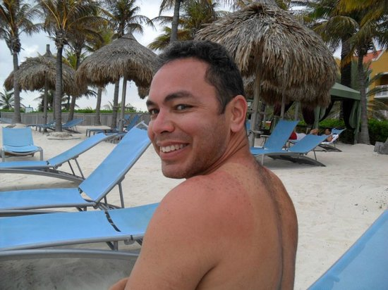 Renaissance Curacao Resort & Casino: Private beach!