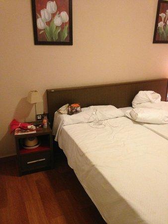 Hotel THe Corralejo Beach: Chambre