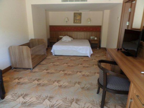 Green Nature Resort & Spa : room