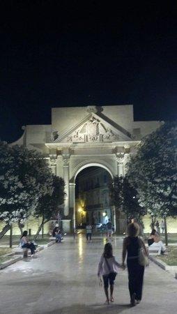 Centro Storico, Lecce: Porta Napoli