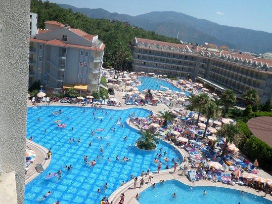 Green Nature Resort & Spa : pools