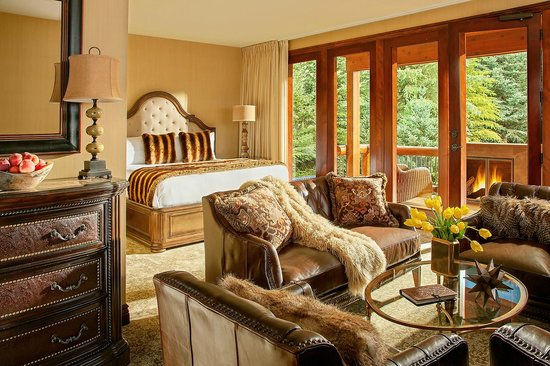 Rustic Inn Creekside Resort and Spa at Jackson Hole : Two Bedroom Spa Suite