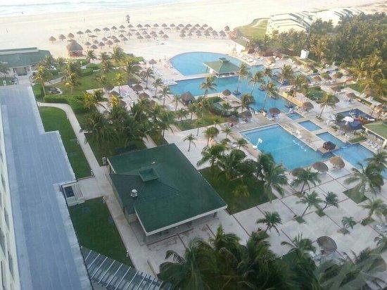 Iberostar Cancun: my mums view