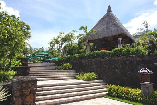 Sheraton Sanya Yalong Bay Resort : Garden
