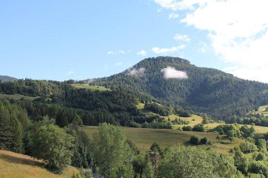 Hotel Lagorai Alpine Resort & Spa: L'altra vistra dal nostro balcone.