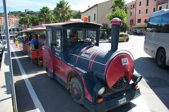 Parco Minerario dell'Isola d'Elba : trenino