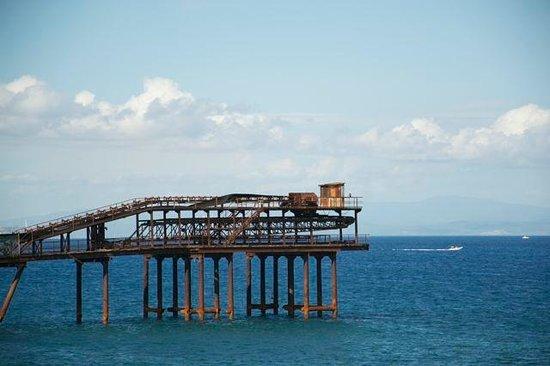 Parco Minerario dell'Isola d'Elba : in mare
