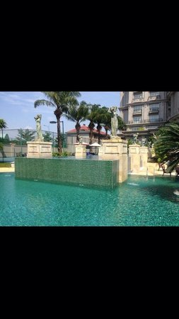 Imperial Hotel Spa: Main pool
