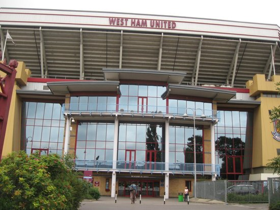 West Ham United Hotel: Entrance of the hotel