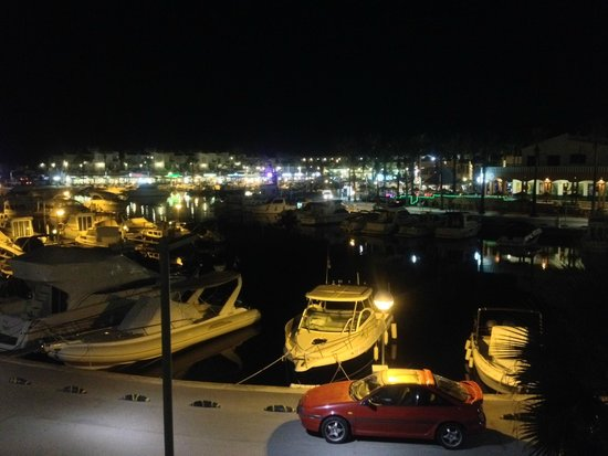 Casas del Lago Hotel & Beach Club - Adults Only: Night view