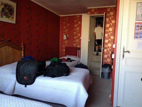 Hotel Esmeralda: Room 19