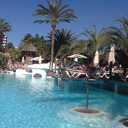 IFA Continental Hotel: hotel pool