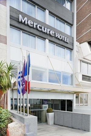 Mercure Montevideo Punta Carretas: Entrada Hotel