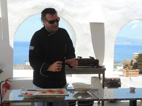 Ochre Restaurant: The best chef and teacher!