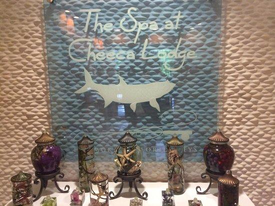 The Spa at Cheeca Lodge : Spa Entrance