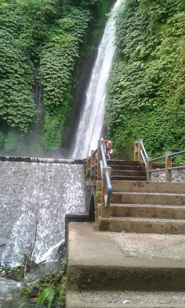 ABAS Bali Driver Private Tour : waterfull munduk